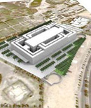 New Hospital at Al - Jahra Campus